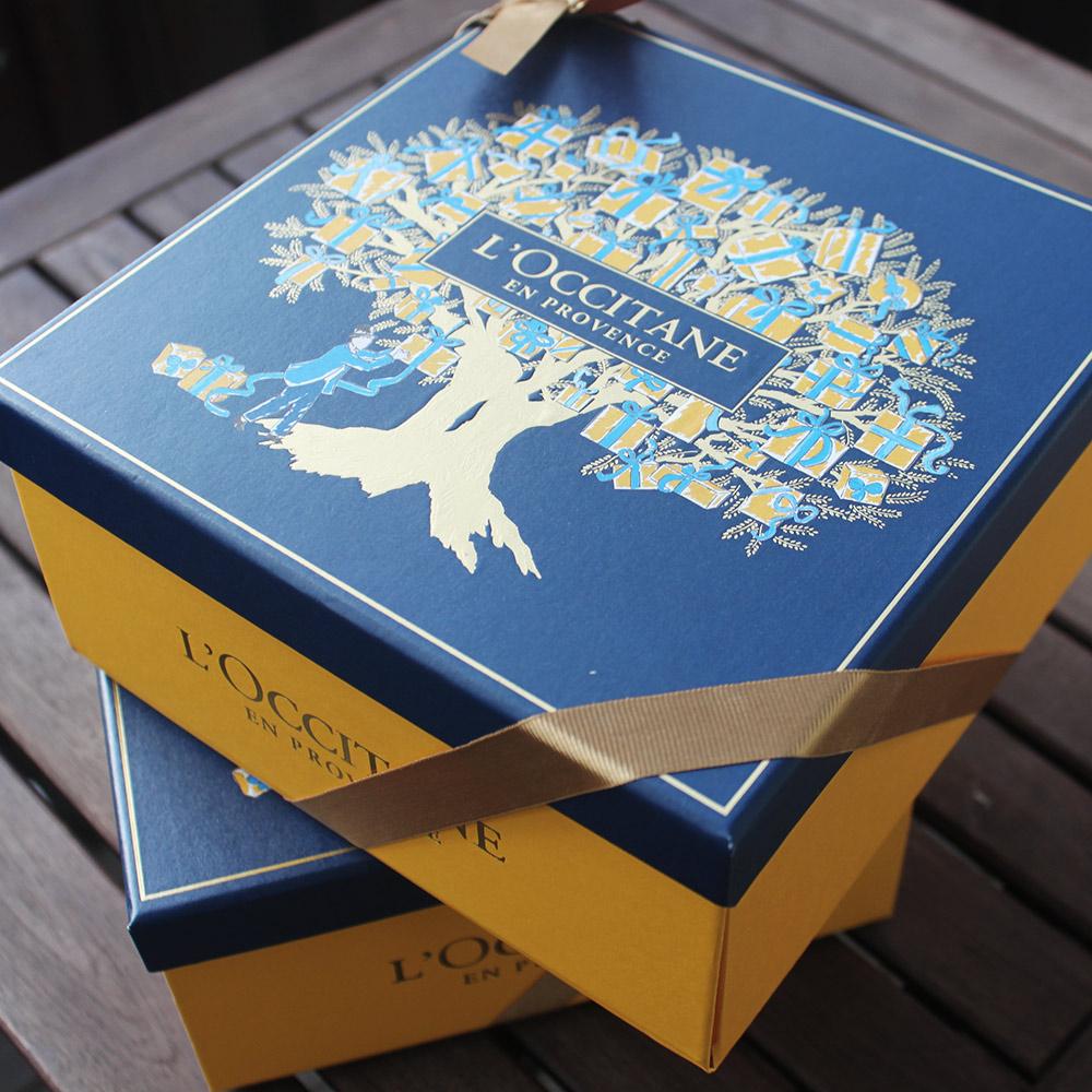L'Occitane Paket