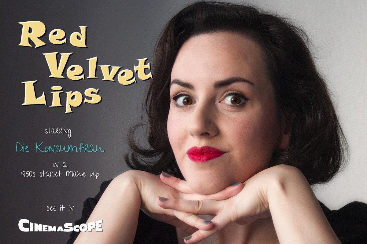 Red Velvet Lips Preview
