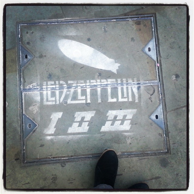 Led Zeppelin Promo