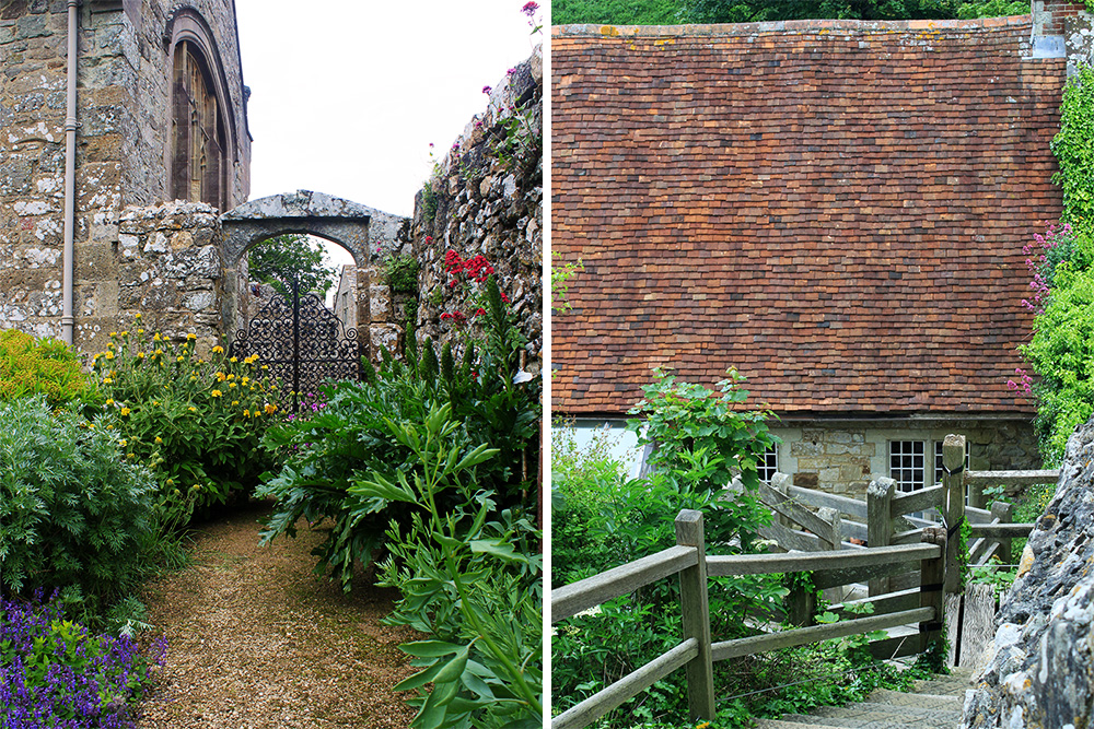 Isle of Wight Carisbrooke Castle 8