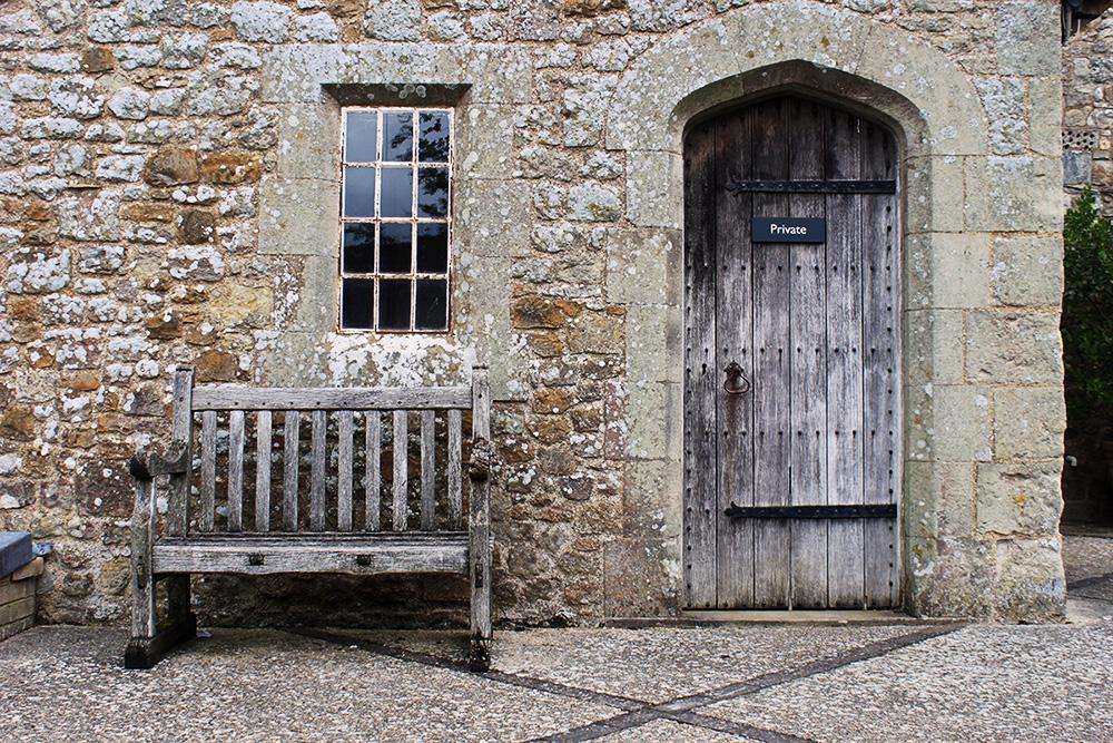 Isle of Wight Carisbrooke Castle 9
