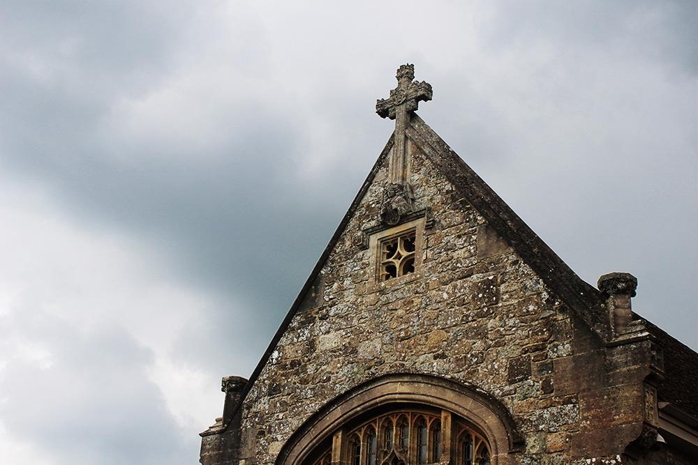 Isle of Wight Carisbrooke Castle