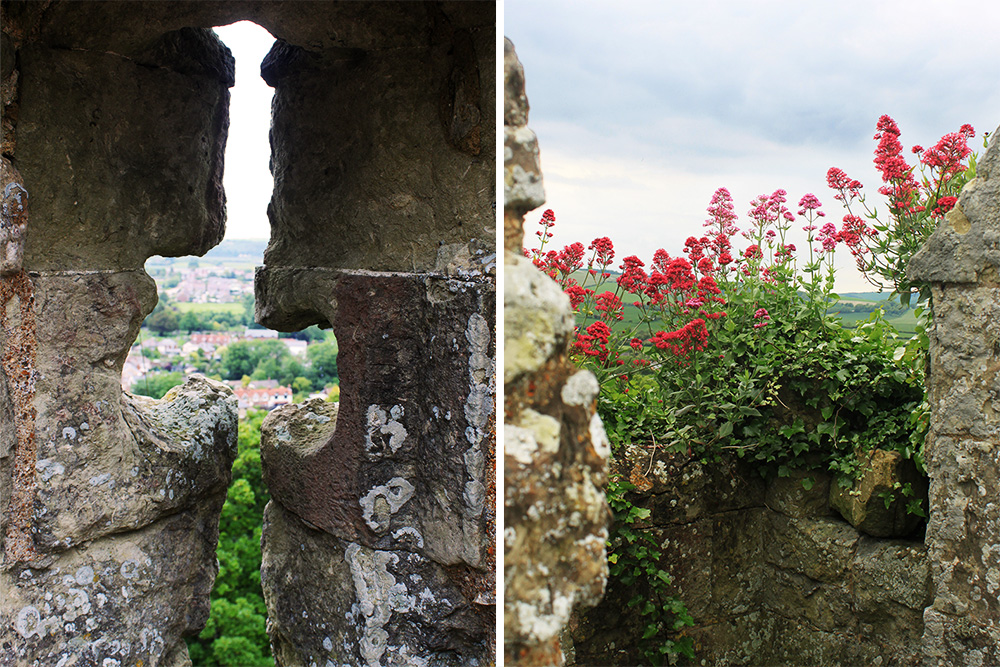 Isle of Wight Carisbrooke Castle 2