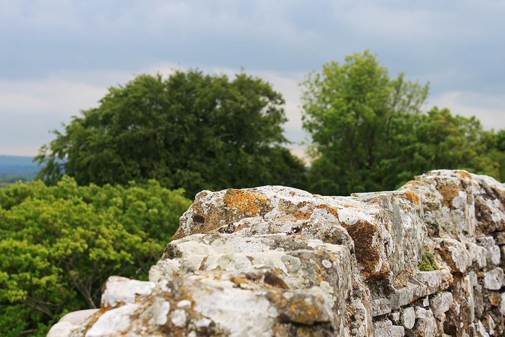 Isle of Wight Carisbrooke Castle 3