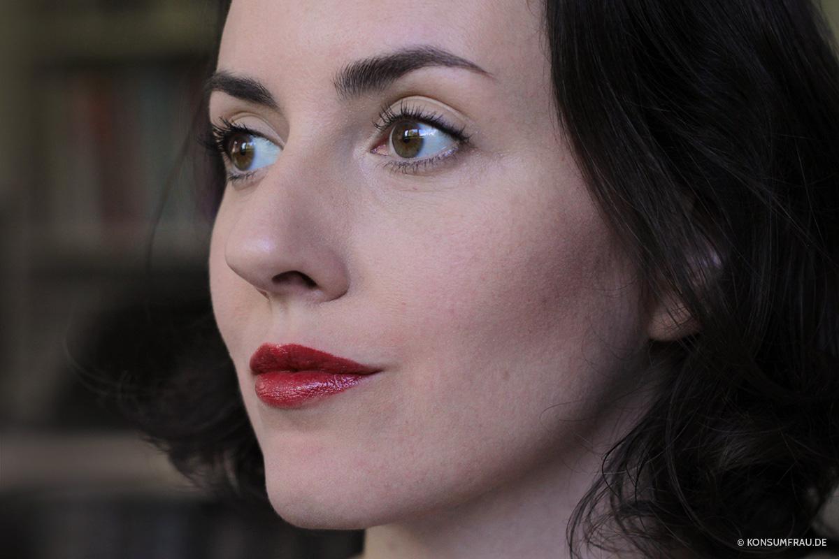 Alverde Lipstick 30 Ruby