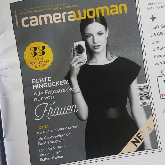 33 Tipps für bessere Selfies vor dem Spiegel, dazu ein Haustier-, Food- und Fashion-Special -- fertig ist das Fotomagazin für Frauen!