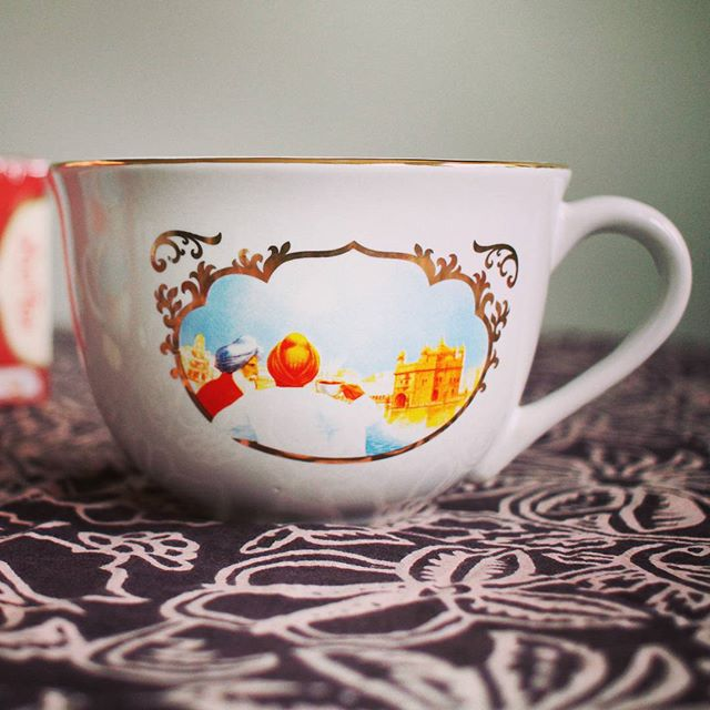Die Tasse aller Tassen für den Tee aller Tees #yogitea #yogiteaclassic