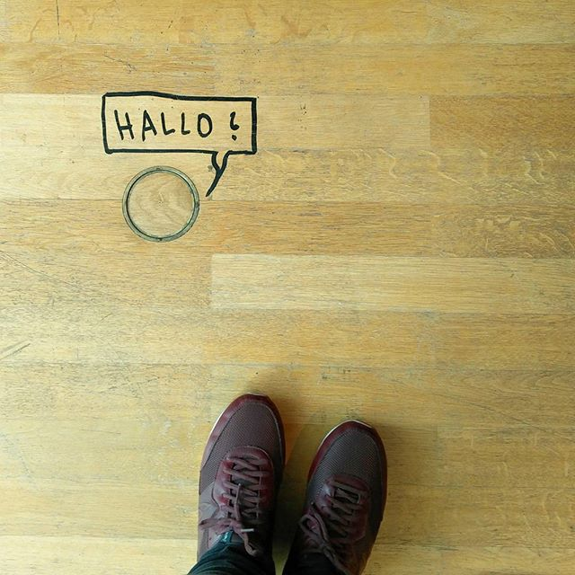 Hallo? #stefansagmeister