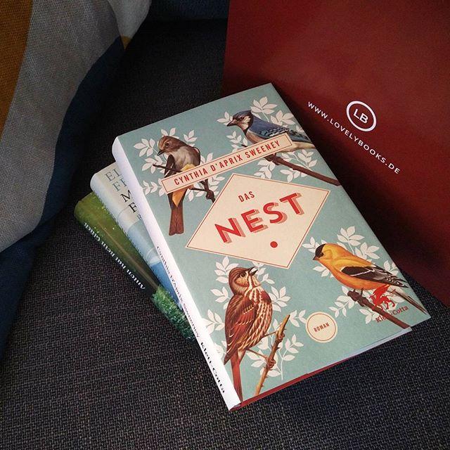 Neues Futter für den Leseherbst! Ich starte mit diesem schönen Buch aus meinem Lieblingsverlag #klettcotta  #lovelybooks #lovelybox Danke @lovelybooks.de Das stand doch tatsächlich auch auf meiner Wunschliste!