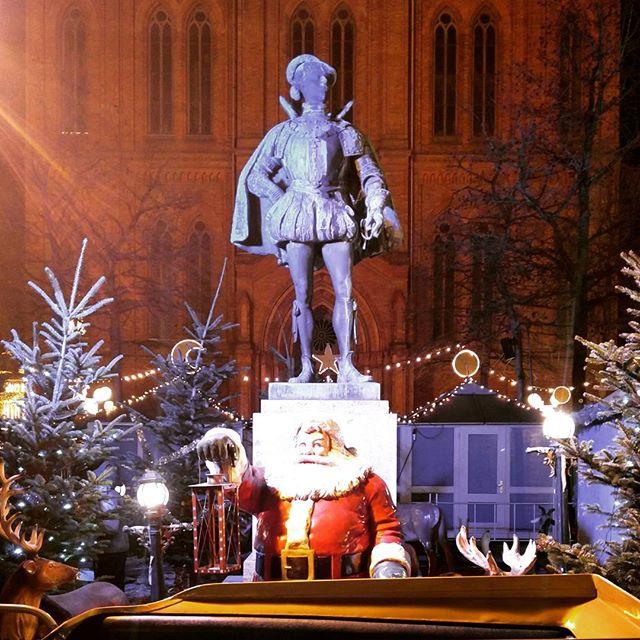 Der Wilhelm und der Nikolaus.