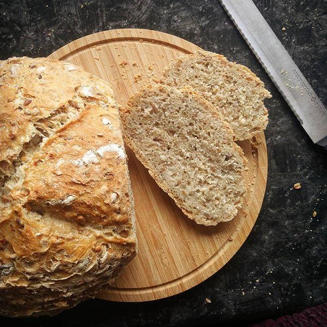 Freshly baked bread ❣️
