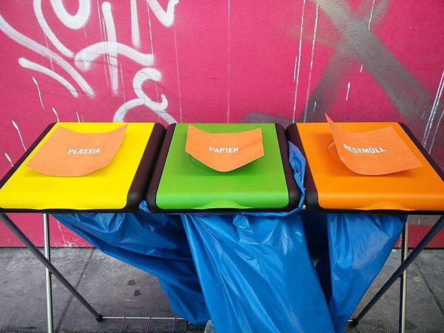 Colours. #plastikpapierrestmuell #earthday #latergram