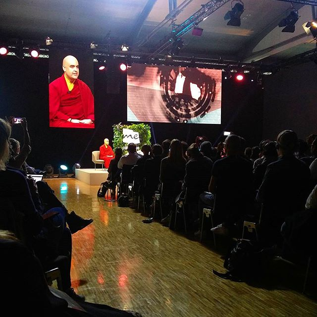 Gelong Thubten #meconvention