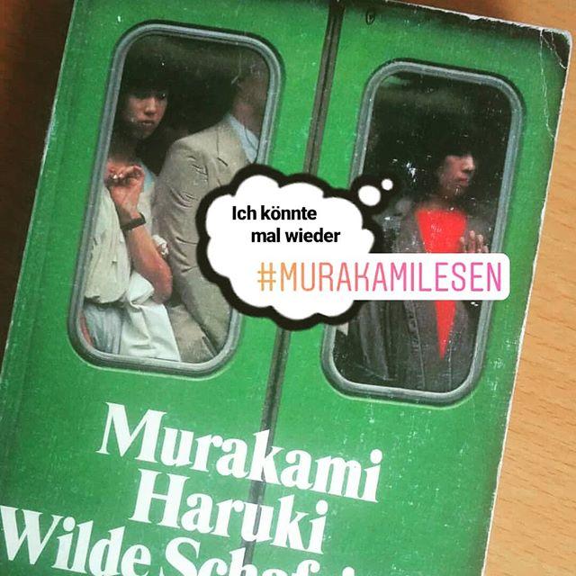 Heute alte Schätze ausgegraben.  Dank an @dumontbuchverlag für das #MurakamiLesen event auf Twitter! Den Commendatore habe ich zwar nicht mit lesen können, aber eins steht fest: Ich könnte definitiv mal wieder #MurakamiLesen ❣️